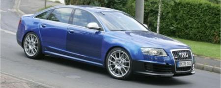 2010 Audi RS6 Live