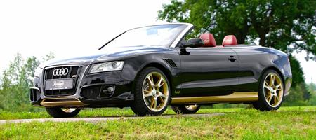 Abt Sportsline Radeburger A5 Cabrio