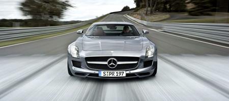 Mercedes SLS AMG IAA