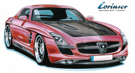Lorinser SLS AMG