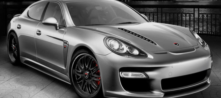 Top Car Panamera Stingray