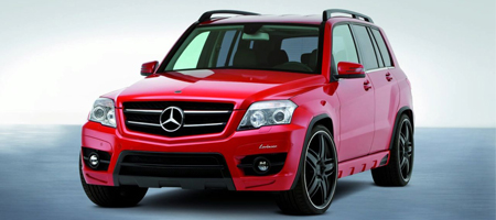 Lorinser Collection Mercedes GLK 280 V6