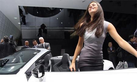 Audi Girl