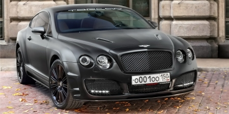 Bentley Continent GT Bullet by TopCar