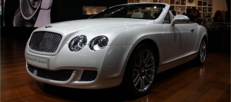 Bentley Continental GT/GTS Series 51 Live