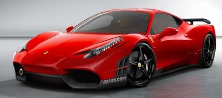 Ferrari 458 Italia by ASI 02