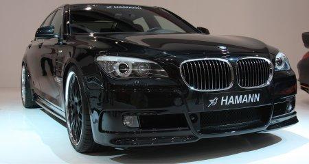 Hamann BMW 7-series F01 and F02