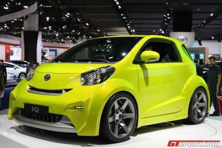 Toyota iQ for Sports