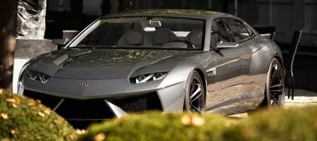 Lamborghini Estoque Concept in Cologne