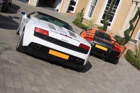Lamborghini LP670 SV & Lamborghini LP560 Spider