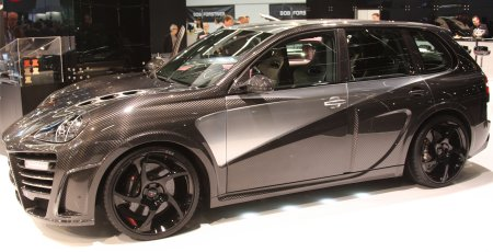 Mansory Chopter Limited Edition