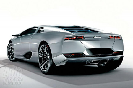 Good Renders New Lamborghini Murcielago Design
