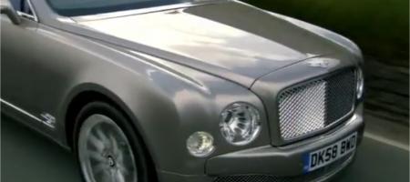 Video Bentley Mulsanne