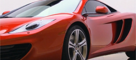 Video McLaren MP4-12C