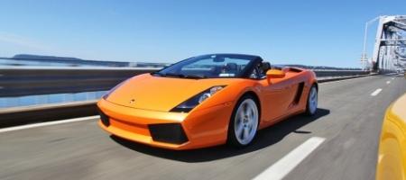 Video Summer Lamborghini Run