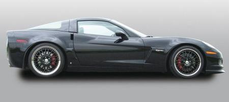 Cargraphic Corvette Z06