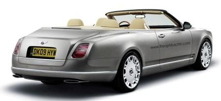 Preview: Bentley Mulsanne Convertible