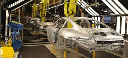Ultimate Factories: Porsche Assembling