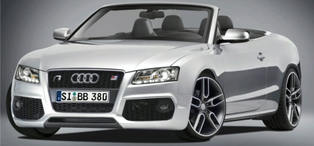 B&B Tuning Package for Audi A5/S5 Cabriolet