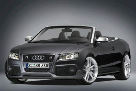 B&B Tuning Package for Audi A5/S5 Cabriolet 01