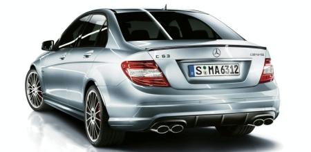 Mercedes C 63 AMG Performance Package