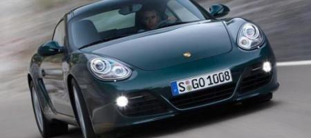 Porsche Cayman Boxster Detuned in Norway