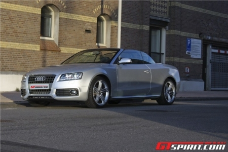 Road Test Audi A5 Cabriolet 02