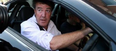 Top Gear Jeremy Clarkson in Belfast