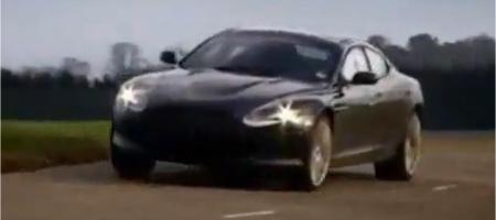Video Aston Martin Rapide Promo Video
