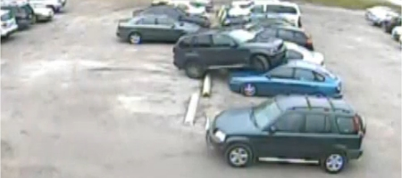 Video How Not to Park Your BMW X5