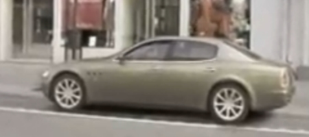 Video Watch Out Where You Park Your Maserati