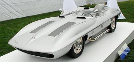 Corvette 50th Anniversary Stingray