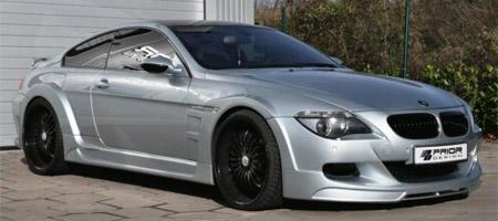 Prior-Design BMW M6 Wide-Body - 450x200