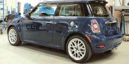Rolls Royce Mini Cooper