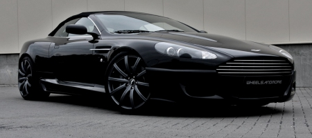 Aston Martin DB9 Convertible by Wheelsandmore