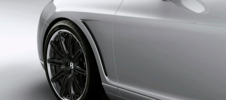 Bentley Accessories Vented Wings