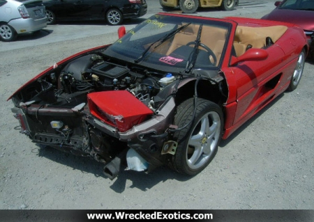 Car Crashes 73 Year Old Destroys Ten Exotic Cars in Three Years 01