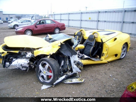 Car Crashes 73 Year Old Destroys Ten Exotic Cars in Three Years 03