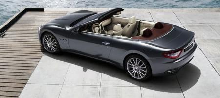 Maserati GranCabrio Gets Price Tag
