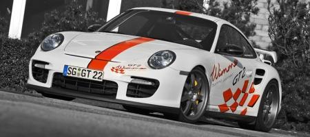 Porsche GT2 Speed Bi-Turbo Wimmer RS