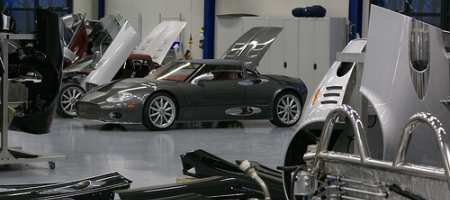 Spyker Cars Shifts from Holland to UK