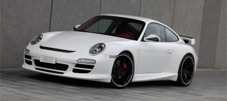 TechArt Performance kit 2010 Porsche 997