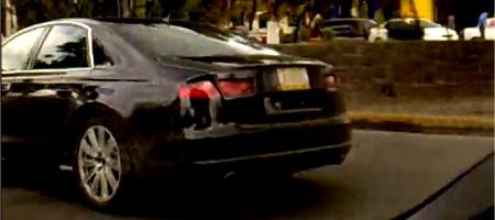 Video 2011 Audi A8 Mule