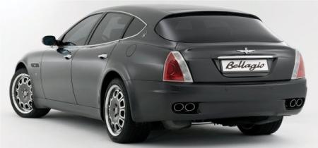 2009 Carrozzeria Touring Maserati Bellagio