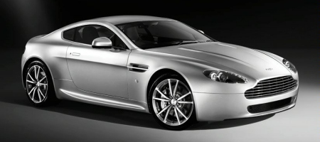 2010 Aston Martin V8 Vantage Updates