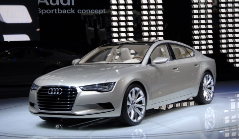 2010 Audi A7 Details Unveiled 01