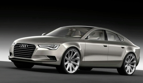 2010 Audi A7 Details Unveiled 480x280
