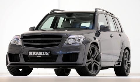 2009 Brabus Mercedes Benz Glk V12. 2010 Brabus GLK V12 480x280