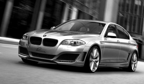 2010 Lumma Design TopCar BMW 5 Series 480x280