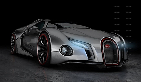 2009 Bugatti on Bored Of The Standard Look Of The Bugatti Veyron Then Take A Look At